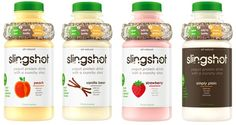 Slingshot develops Yogurt Protein Drinks