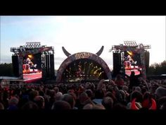 ACDC Rock Or Bust European Tour 2016