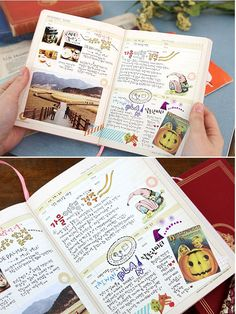 cute using a day planner