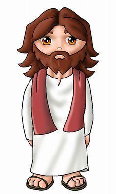 ayudas visuales de jesus escuela dominical