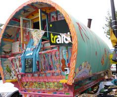 Gypsy Caravan Kicks off London Design Festival