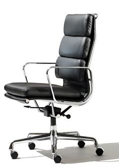 Eames Soft Pad Aluminum Group- one day maybe for my desk?