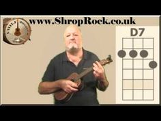 How To Play Really Easy Ukulele (7) Playing The Blues by Chili Monster