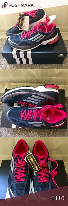 buy popular fc69f 91145 Adidas adizero boston 4 running shoes NWT