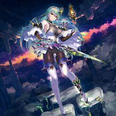 Manga Characters, Fantasy Characters, Female Characters, Fantasy Heroes, Fantasy Warrior, Anime Fantasy, Fantasy Girl, Female Character Design, Character Art