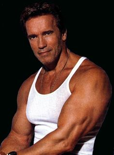 I had SUCH a crush on this man back in the day. Hubba hubba!! (don't judge!)