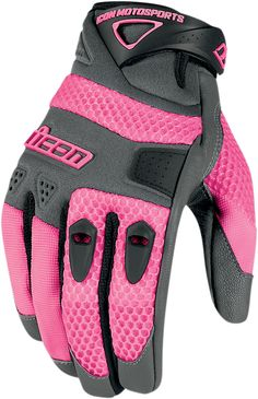 Anthem Glove - Pink | Products | Ride Icon