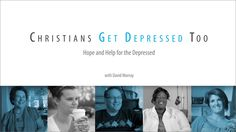 We learned a lot in these chapters about Palmer's (2000) battle with depression and how he processed those experiences.  This reminded me of some resources provided for Christians who are struggling with depression, since oftentimes there can be a misunderstanding related to finding joy in Christ, while still battling with depression.  The stories shared in this blog represent what Palmer (2000) says about how each story is different and will affect those people in unique ways.