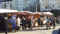 Christmas market at Széll Kálmán Square - Budapest Guide