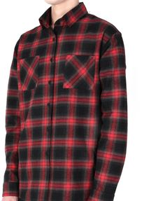 "monument_P Red Checked shirts 95,000KRW Destroyed checked shirts with graphic by Cogito. 1st collection ""Do It Yourself""."