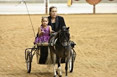 Cathy and Colbie first year driving at Nationals