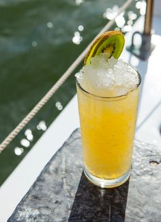 Matthew Belanger's drinks for Donna and Death & Co. could be described as everything from nouveau tropical to Brooklyn tiki, but Belanger would rathe