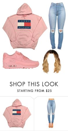 """""""Untitled #1860"""" by inocorbe ❤ liked on Polyvore featuring NIKE"""