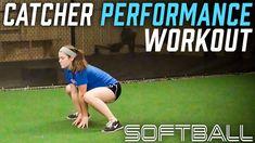 Softball Strong Catcher Strength Performance workout