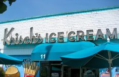 Krisch's Ice Cream- 11 Central Ave.  Massapequa, NY. Voted Best Ice Cream on Long Island!!  Not just another retro joint. quite possibly, the best ice cream I've ever tasted.   http://www.krischs.com/index.asp