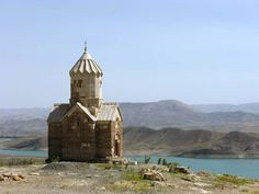 Dzor Dzor Church ( Maku ) http://iranparadise.com/en/gallerygroup/gallery/29