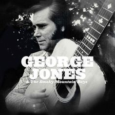 George Jones and The Smoky Mountain Boys - George Jones and The Smoky Mountain Boys Vinyl LP