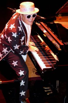 The Elton John 12 Pack - saw him in New Orleans. He puts on the best show