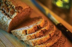 Recipe for zucchini bread from Morning Glory Farms.