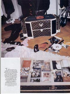 Sofia Coppola's LV boombox