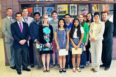 Goshen High School students receive awards for Latin Exam, Academic Excellence.