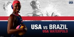 In reply to USA Water Polo  U.S. Olympic Team @TeamUSA  Aug 15 .@USAWP LET'S GO LADIES!  WOOHOO!!