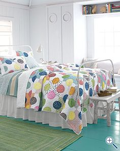 {I cannot stop thinking about this quilt!}