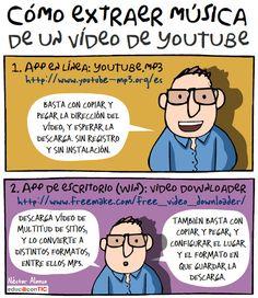 Extraer audio de un vídeo de youtube | Flickr: Intercambio de fotos