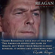 He quotes Teddy Roosevelt here Greatest Presidents, American Presidents, Us Presidents, American History, American Pride, Ronald Reagan Quotes, President Ronald Reagan, Great Quotes, Inspirational Quotes