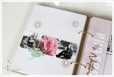 "Aurel: #Tampons et #matrices de coupe #dies #4enSCRAP ""Fonds pointillés"" #album #scrapbooking Mini Albums, Tampons Transparents, Scrapbooking, Notebook, Cutaway, Scrapbooks, The Notebook, Extended Play, Mini Scrapbooks"
