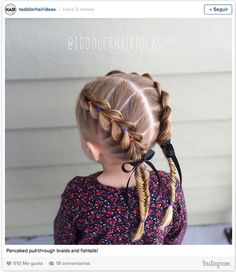 12 peinados con trenzas para las 'princesas del verano' - Foto 3