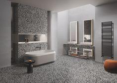home — SURFACE Wall And Floor Tiles, Wall Tiles, Tiling Tools, Terrazo, Terrazzo Flooring, Colour Pallete, Bathroom Wall, Bathroom Ideas, Home Renovation