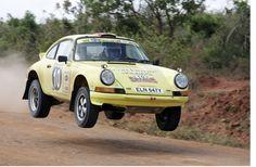 Porsche #Rally,  Porsche Air~