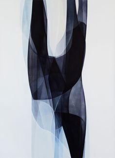 Agneta Ekholm | Untitled, 2012, acrylic on canvas