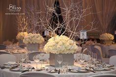 Trang trí tiệc cưới phong cách Giáng Sinh - Bliss Wedding Planner