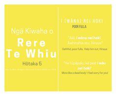 Te Reo Maori