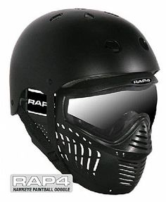 ba1e6a12dac0 The Ace Military Helmet is comfortable and can go over most protective  goggles without a visor.    Helmet Only - Hawkeye Mask Not Included
