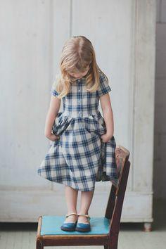 Son de Flor, Clothes with a Touch of Nostalgia- Petit & Small