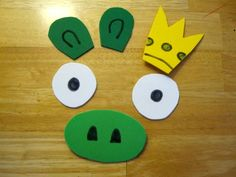 Craft, Interrupted: Angry Birds Party ~ Activities