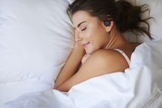 Bedphones ($60) are headphones that are comfortable enough to fall asleep in.