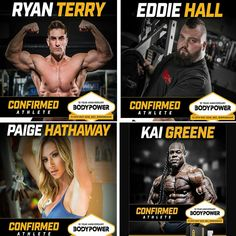 The Bodypower Team have announced and confirmed more Athletes to attend the Bodypower Expo  BodyPower will attract the biggest fitness stars from across the world and as bodypower is the number one fitness expo it will have over 100,000 visitors flocking the fitness event over the weekend.  Read more at https://1stforfitness.co.uk  The Bodypower team have announced that+ Read More