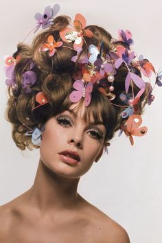 Vintage Fashion Jean Shrimpton for Vogue, 1964 - Jean Shrimpton, Patti Hansen, Lauren Hutton, 1960s Aesthetic, Look Wallpaper, 1960s Hair, Vintage Outfits, Vintage Fashion, Vogue