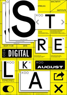 Strelka Digital August — a month-long programme of events dedicated to the  internet 7dbcd8b909a86