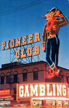 Ouderwetse casino foto's  Vintage casino photos  Vintage Vegas