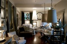 country industrial at Hopewood's French & Country showroom