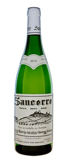 This 2010 Hyppolyte Reverdy Sancerre is delicious and affordable! Perfect with shellfish.