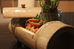 Cooked in #Bamboo... Served in #Bamboo…. Get Ready to get Bamboozled at #Jade @ #TheClaridgesNewDelhi