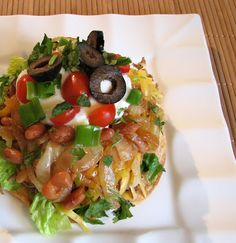 For the Love of Cooking » Shredded Beef and Caramelized Onion Tostadas
