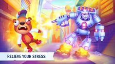 Despicable Bear - Top Beat Action Game on the App Store