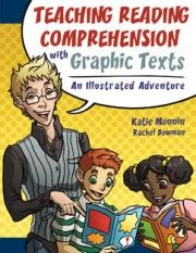 Teaching Reading Comprehension with Graphic Texts: An Illustrated Adventure (Maupin House) Read Image, Visual Literacy, Todays Reading, School Classroom, Teaching Reading, Reading Comprehension, Book Format, Texts, Literature